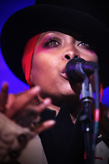 Erykah Badu w/ the Cannabinoids