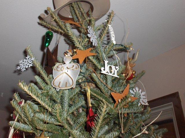 christmas tree, horses 023