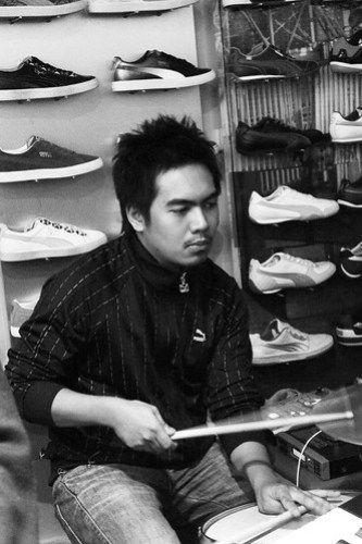 Up Dharma Down at Puma GB 5 3