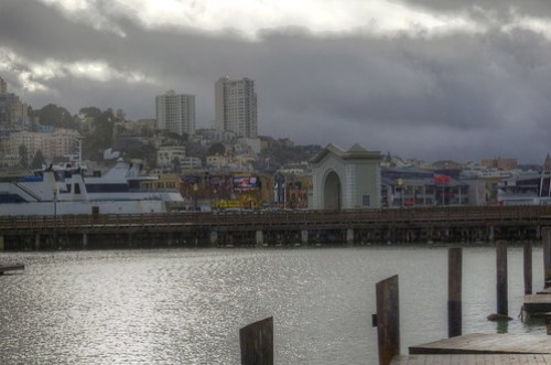 Pier 39 HDR