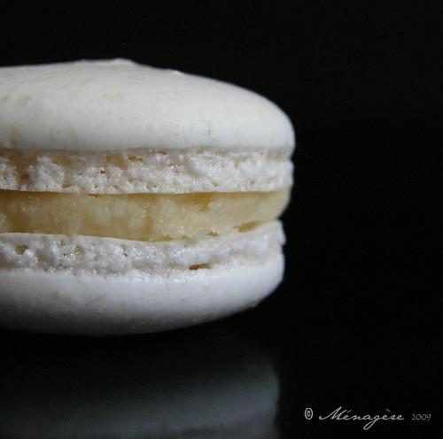 Marzipan Macaron II