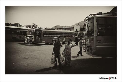 Thiruvannamalai Busstand