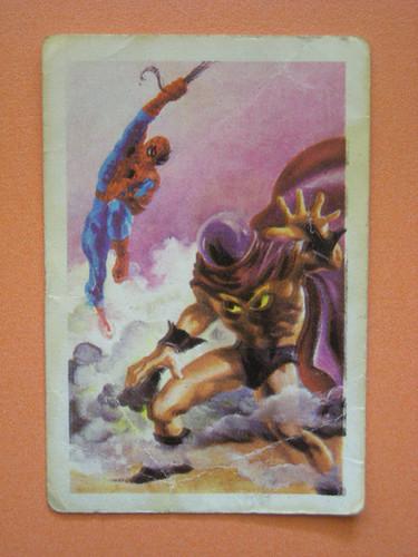 spider-man vs misterio por ti.