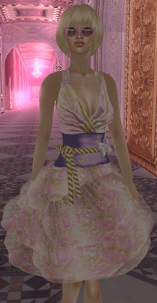 Donna Flora In The Pink