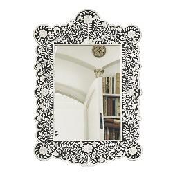 bone mirror Wisteria