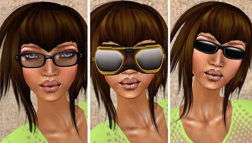 All Eyes on Kumaki Glasses Style
