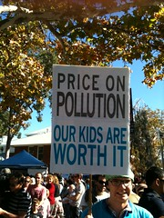 Price on pollution