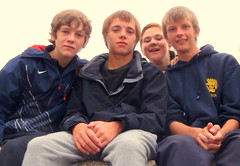 Sam, Danny, Rheannon & Rich