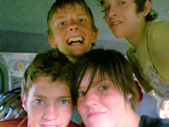 Andrew, Alice, Sam & Richard