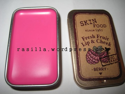 Skinfood Fresh Fruit vs Stila Convertible