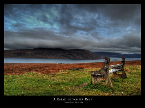 A BREAK IN WESTER ROSS