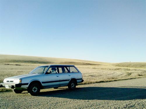 Edge of the Badlands by Karyn Ellis