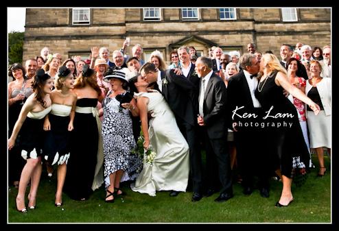 Lisa & Glen - Wedding at Close House Hotel, Newcastle