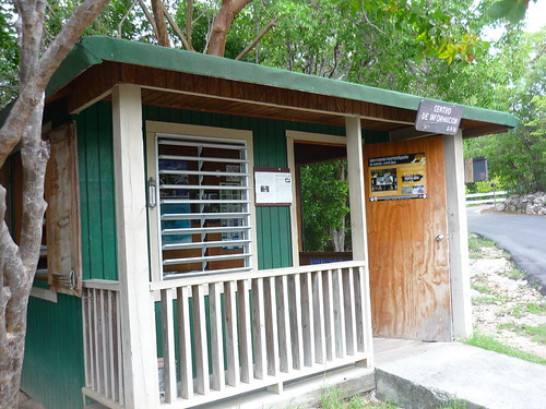 Guanica forest ranger station
