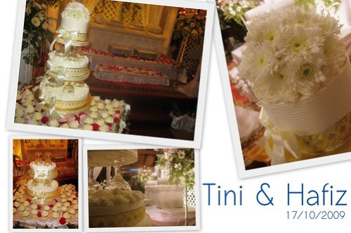 Tini n Hadiz wedding