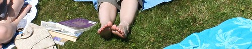Bare Feet in NH
