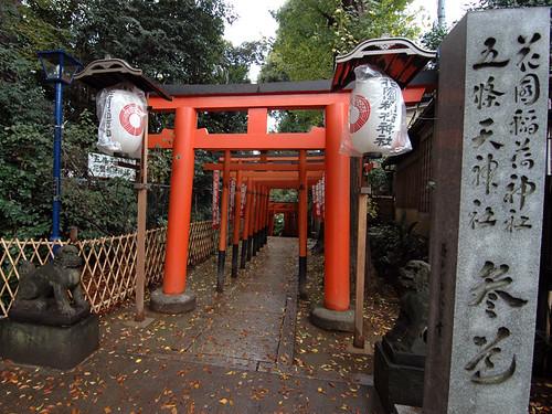 Ueno Park - Jinga