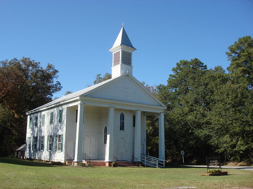 Bethsaida Baptist Church, Est. 1832, Furman AL