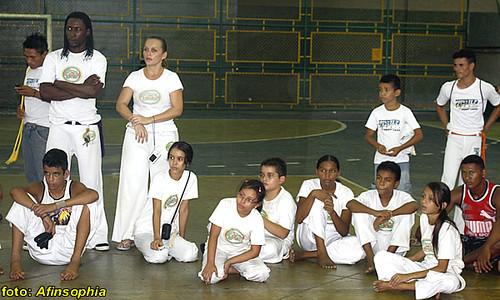 Capoeira 2º Open 17 por você.
