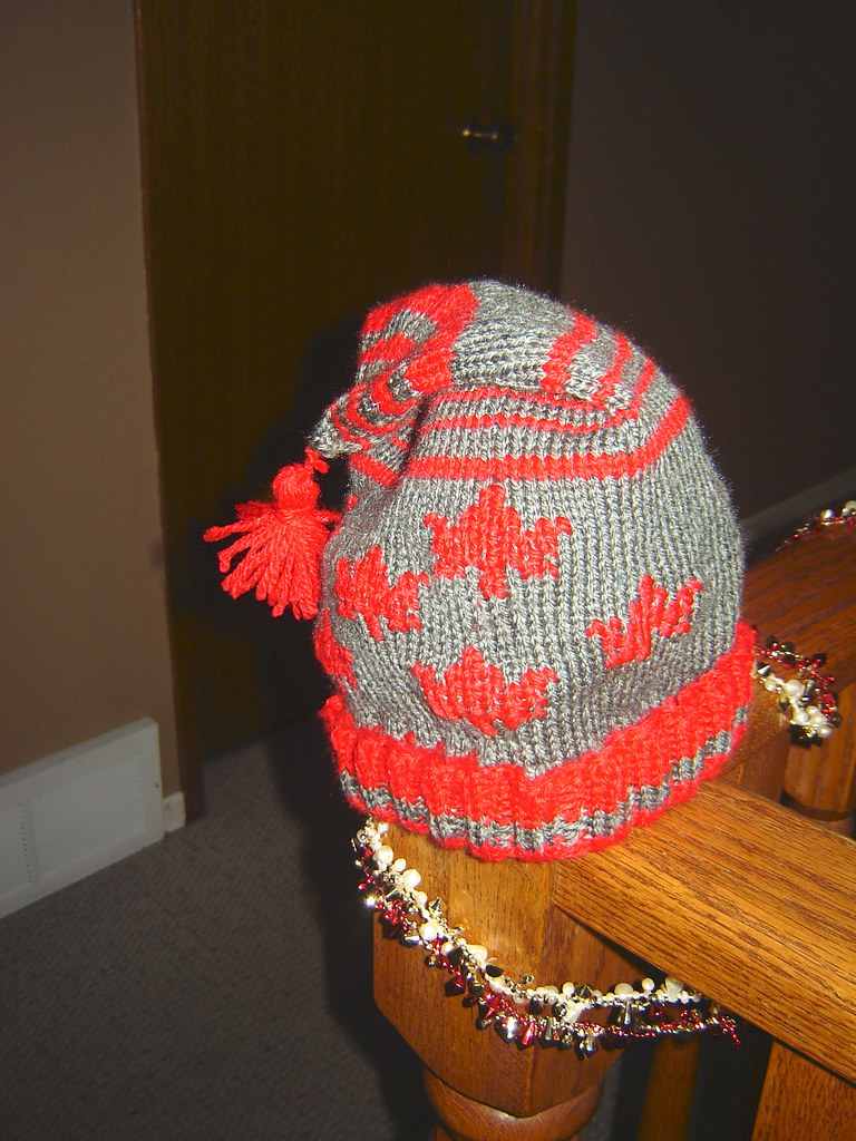 Hat for 2010