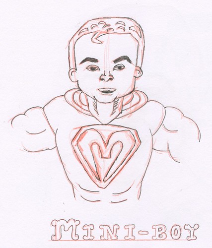 Mini-Boy (rough sketch)