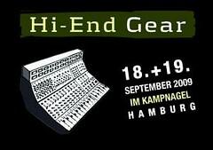 HI-END GEAR IN HAMBURG