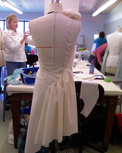 draping dress 3a