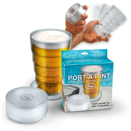 For the true alcoholics ready to drink, anytime anywhere