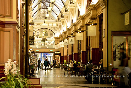 The Block Arcade, Melbourne