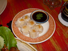 Barberry - Shrimp Shumai