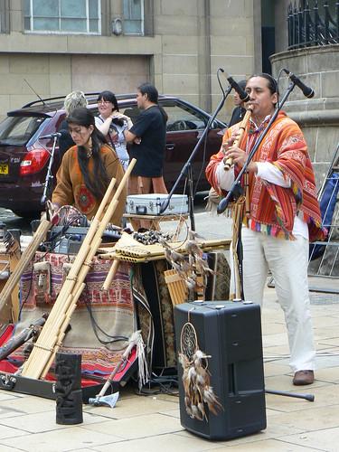 Native American Musicians
