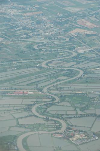Chao Phraya River (Bangkok, Thailand)