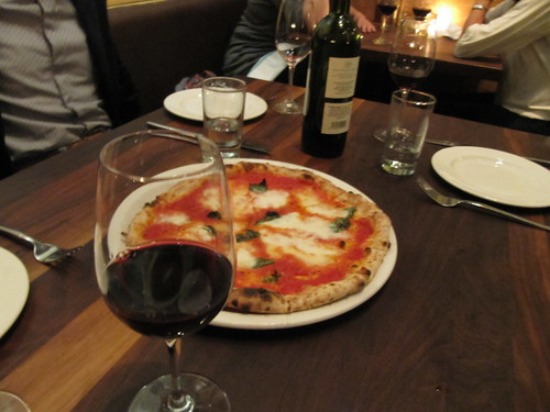 Pizza 1 and Casual Wine