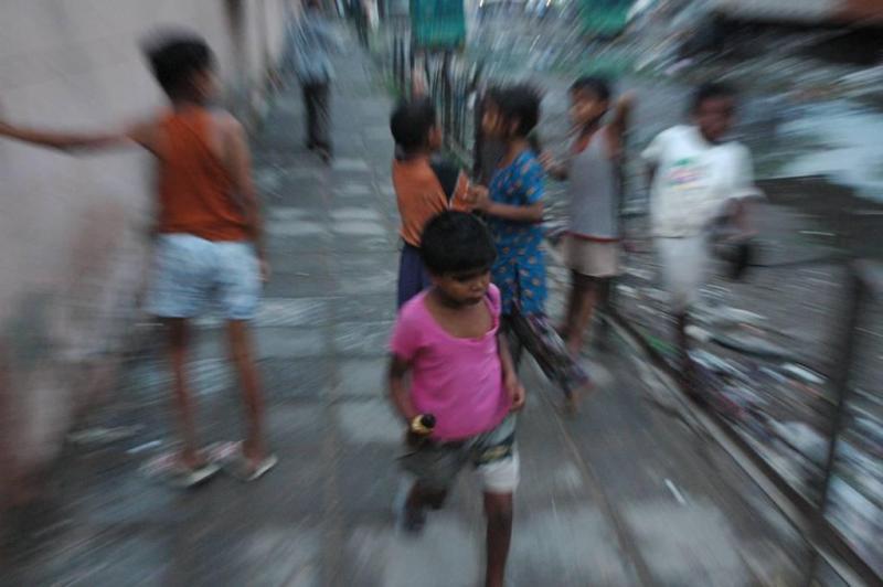 streets are my school, Okhla, New Delhi, India