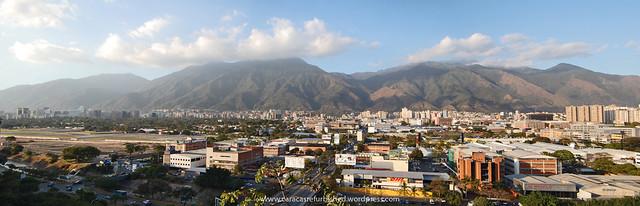 Caracas desde Caurimare