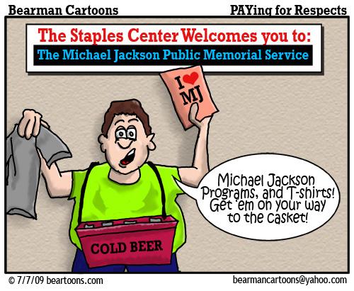 7 7 09 Bearman Cartoon Michael Jackson Staple copy
