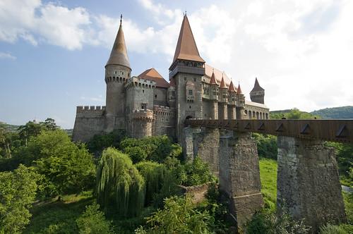 Castle of Hunedoara, Transylvania