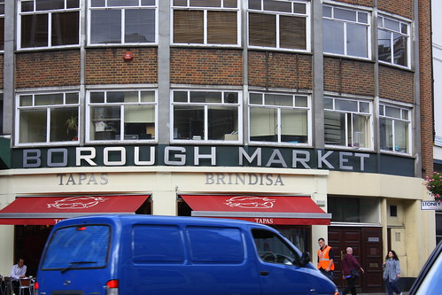Supposedly, the biggest in the world and the finest in London. (We should start marketing Souq Mawaleh in Oman, dont you think?)