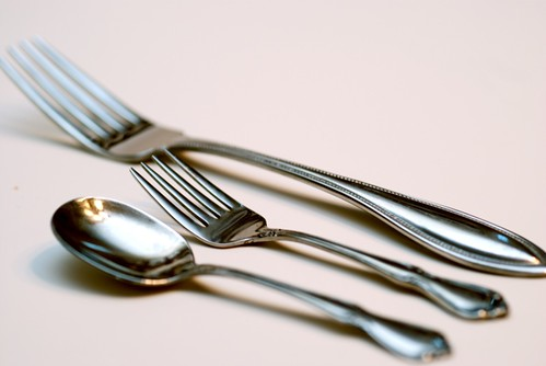 Toddler Size Silverware