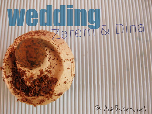 Wedding Cupcakes Zarem n Dina