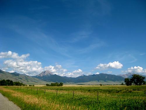 The Madison Range
