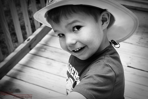 My Little Firefighter