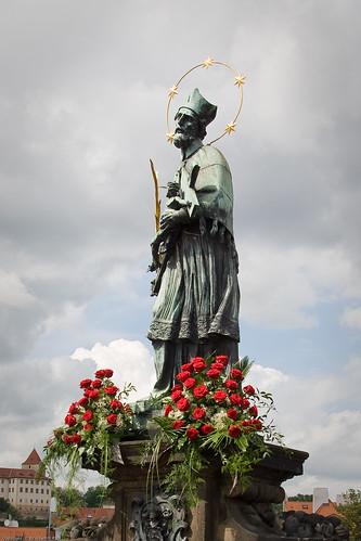 St. John of Nepomucky by you.