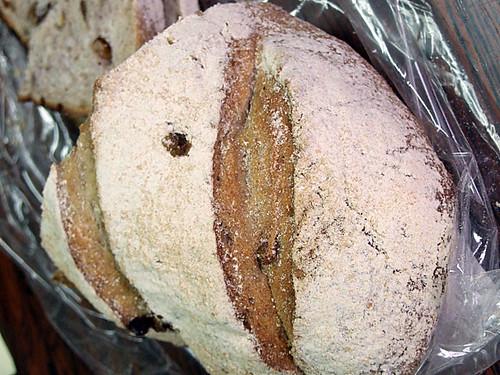 Marillaの「くるみ&山ぶどう」パン