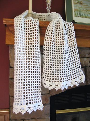Lovely crochet!