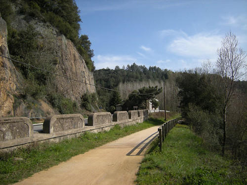 Bicis! Bicicarril Girona-Olot