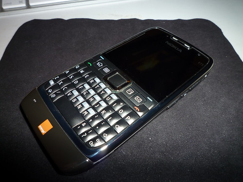 Nokia E71 - Normal