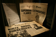 Superman newspapers