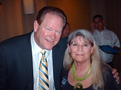 Ed Schultz - 2009 IDEA Conference luncheon speaker at French Lick, Indiana