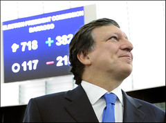 MEPs approve Barroso as Commission President